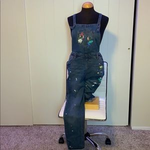 Girls Overalls (XL)